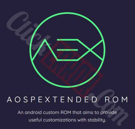 AOSP Extended Best Custom ROM For Android Operating System