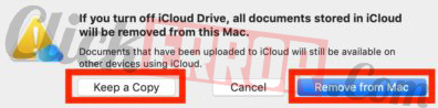 Remove And Disable iCloud