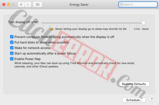 How To Use Energy Saver Settings On Mac For Better Power Management